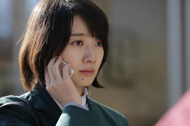 複雑な「母娘関係」を演じた波瑠さん=NHK提供