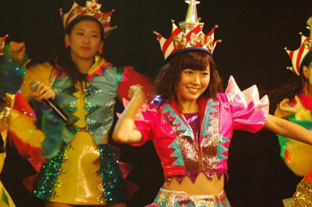 NMB48のメンバーだった渡辺美優紀さん