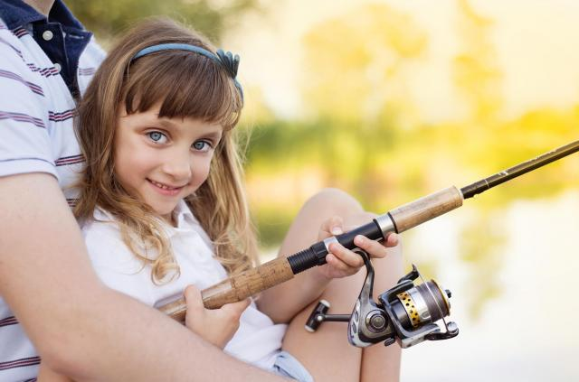 「釣り?」(画像はイメージです)