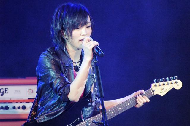 NMB48の山本彩さん(2013年)