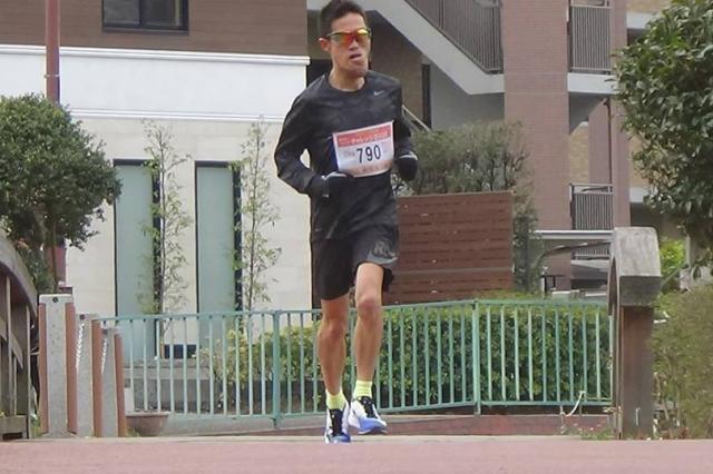 マラソンは中島さんの心の支えになっている