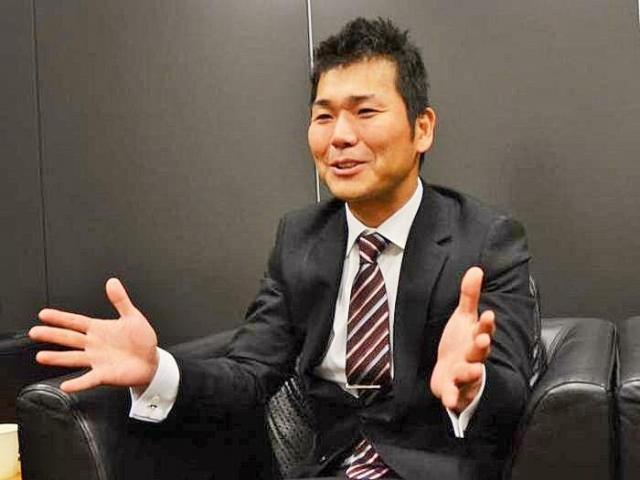 東証への市場変更は「それは何年も先を目指しているわけではない、ということだけですね」(瀬戸健社長)
