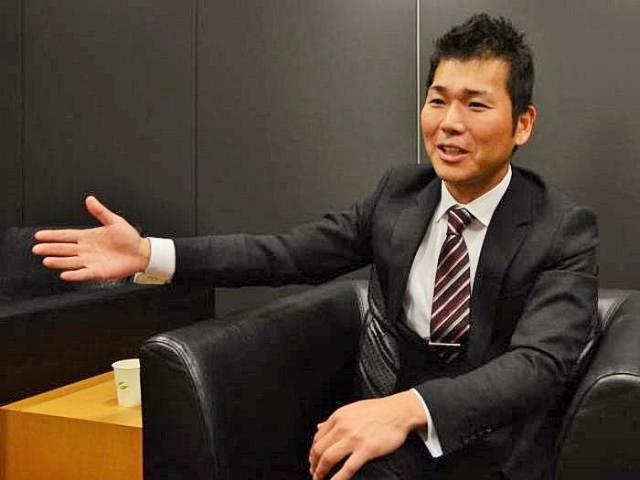 RIZAPグループの瀬戸健社長