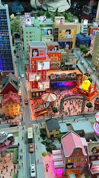 SKE48区画 「ハヤシライス松村」や遊園地などメンバーにまつわる展示が盛りだくさん