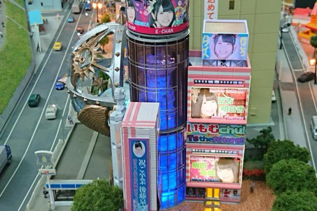 HKT48の「いもむchu!」メンバーに関する展示