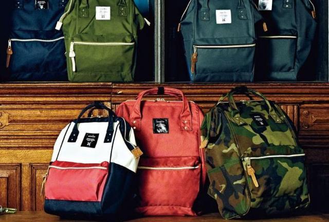 アジアで人気のアネロのバッグ