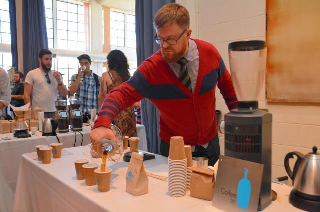 サードウェーブコーヒーの代表「ブルーボトルコーヒー」