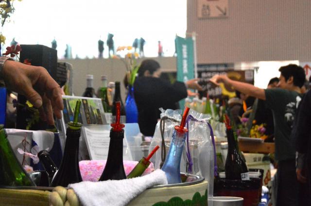 外国人の人気も高まる日本酒