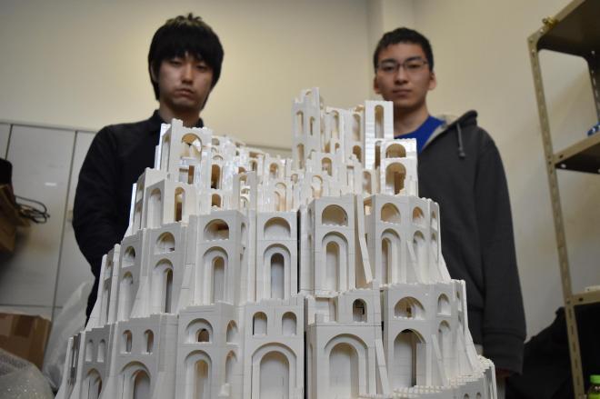 東大LEGO部のスゴいモノとは……