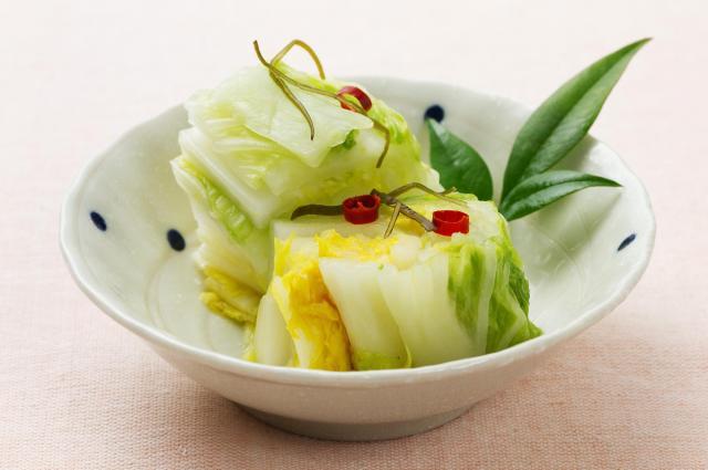 白菜は明治以降の食べ物(写真はイメージです)