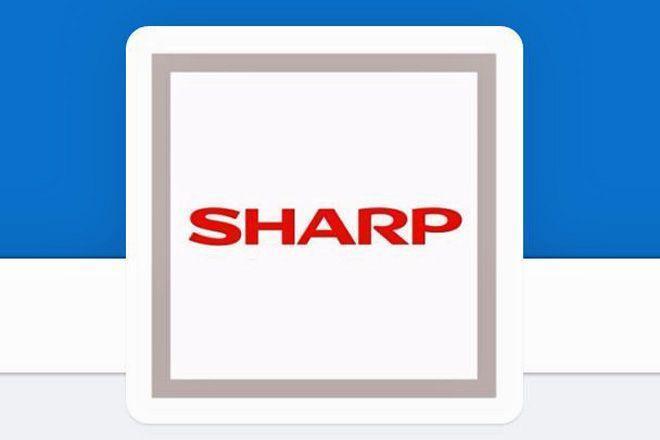 SHARPのツイッターアイコン