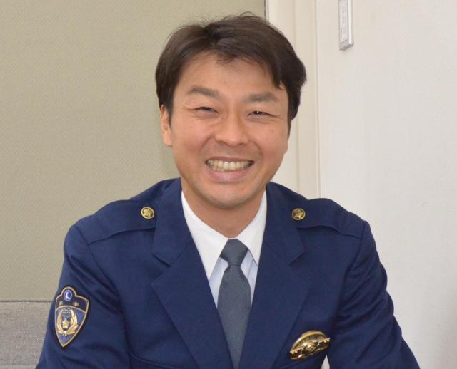 ペンネームは「警部」の中田和男警部