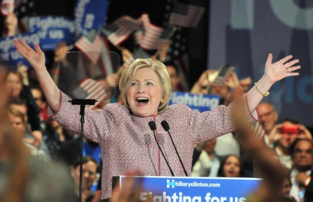 UFOについて選挙戦で語っていたヒラリー・クリントン氏