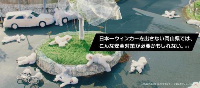岡山トヨペットの動画の一場面