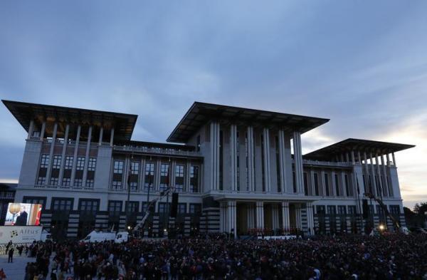 トルコの大統領公邸