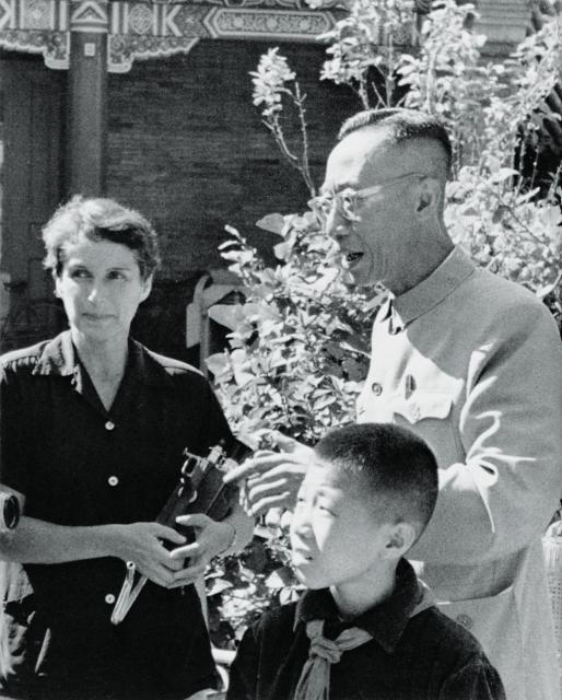 ラストエンペラー愛新覚羅溥儀と幼少期の王昭氏