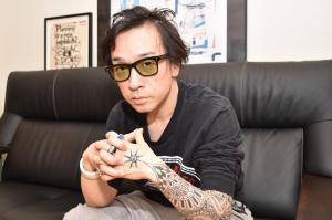 菊地成孔が初めてタトゥーを入れた理由 「...
