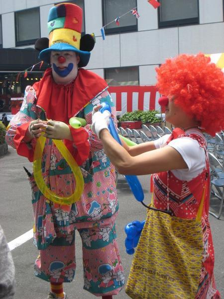 日本のグランドロッジが開いた子供まつり