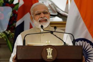 世界の「SNS番長」インドのモディ首相 フォロワー4千万の秘密