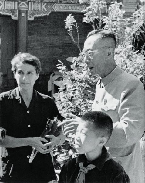 ラストエンペラー愛新覚羅・溥儀と幼少期の王昭さん