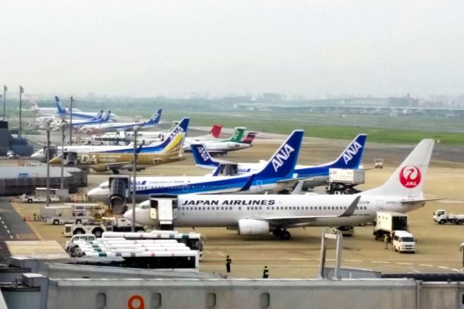 正確な運航が続く日本の航空会社