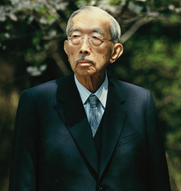 英仏の調査で1位になった昭和天皇