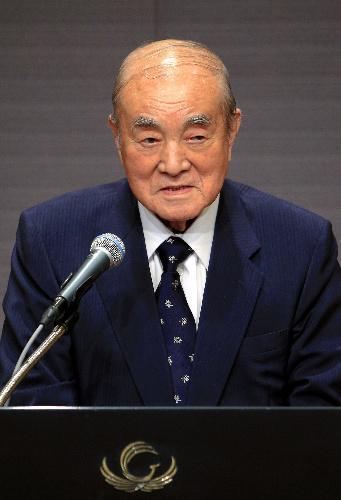 (2017年調査)韓国で5位の知名度だった中曽根康弘元首相