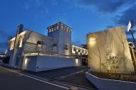 女性客やビジネス客を意識し、1.5億円をかけて改装した「HOTEL&SWEETS FUKUOKA」=福岡市