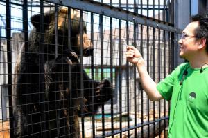 「母を殺されたから人気者に…」旭山動物園、ヒグマ看板に込めた思い