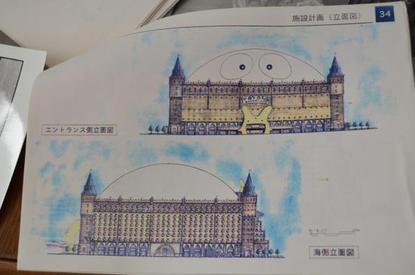 ぷよぷよランド構想の企画書