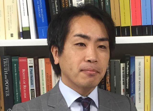 九州大准教授の大賀哲さん=本人提供