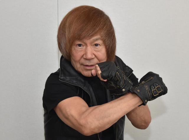 「声が出る限り歌い続けたい」という串田アキラさん