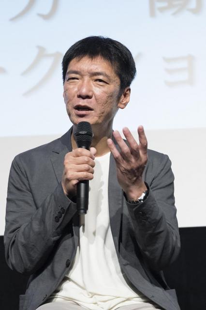 映画監督 成島出さん