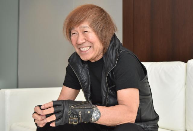 笑いにあふれた「キン肉マン」のレコーディングを振り返る串田アキラさん