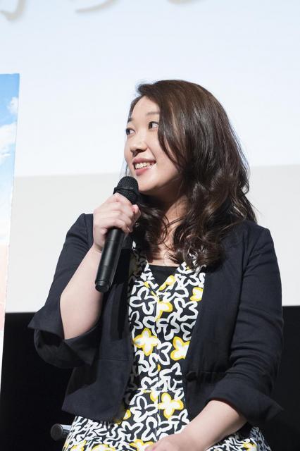 作家 北川恵海さん