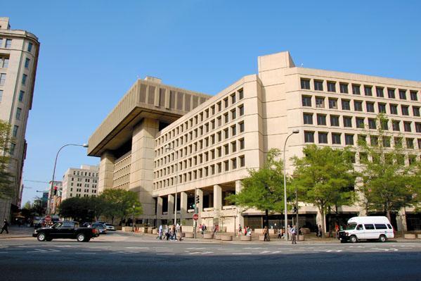 アメリカのFBI(連邦捜査局)
