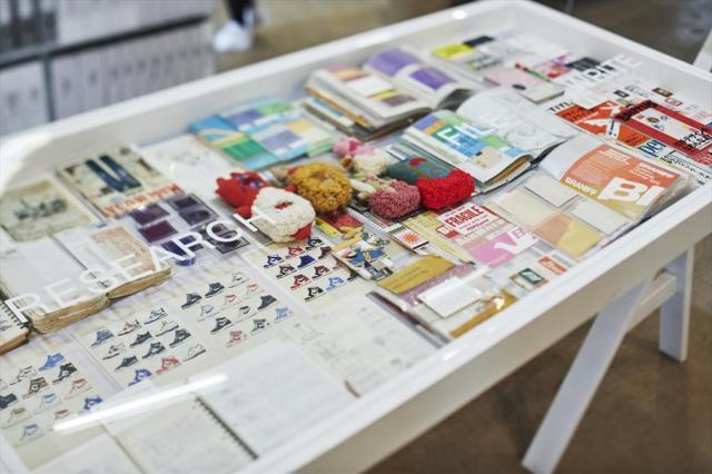 エアラインのデザインに注目し、展覧会を企画したことも