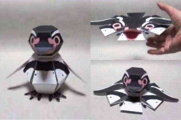 これが「ペンギン爆弾」
