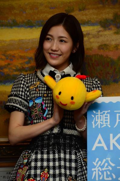 鳥取大・石井研究室が2位予測した渡辺麻友さん(AKB48)