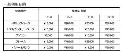 日本写真家ユニオンが定める使用料規定