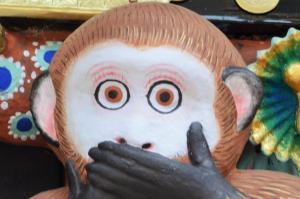 「下手すぎてワロタ」批判の日光三猿 でも…「本当の姿」って何?