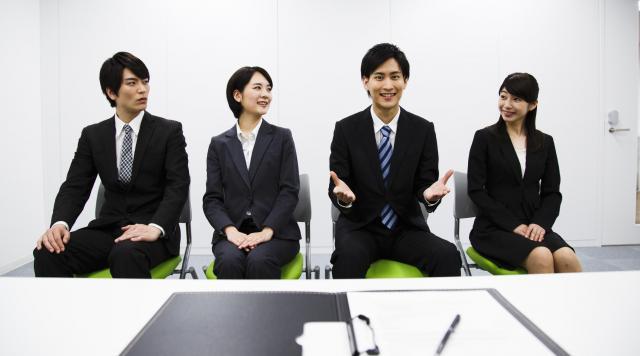 グループ面接で日本人が話す内容を聞いて「本当にそうなのかな」と思ったといいます。(写真はイメージです)
