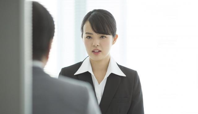 「仕事と関係ないのにどうして短所を聞くの?」と不思議に思ったそうです。(写真はイメージです)