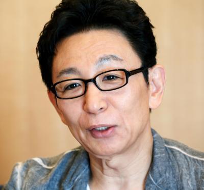 「報道ステーション」を降板した後、朝日新聞のインタビューに応じた古舘伊知郎さん=2016年5月23日、東京・赤坂