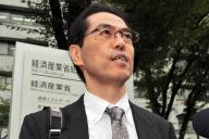 2011年9月、経産省を退職した時の古賀茂明さん