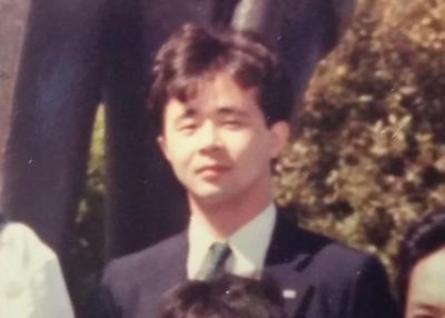 旅行会社時代の室田善弘さん