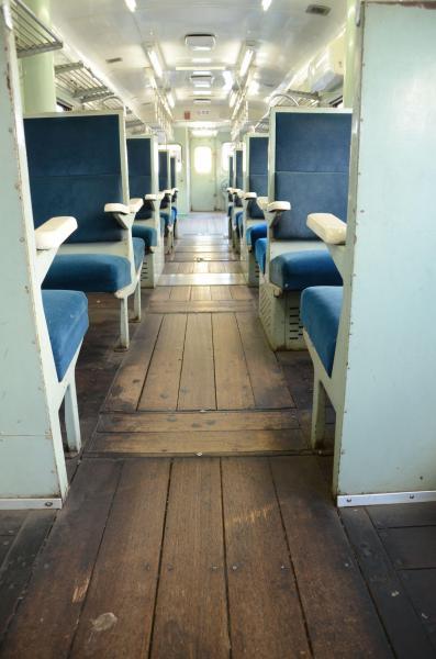 木製の床が、懐かしい雰囲気を漂わせている