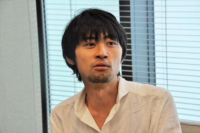 兄弟でドラクエを遊んでいた時は「レベル上げ担当」だったという内川毅さん=合田但撮影