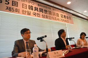 嫌韓増加、ミラー効果?メディアの影響? 共同調査から読み解く日韓