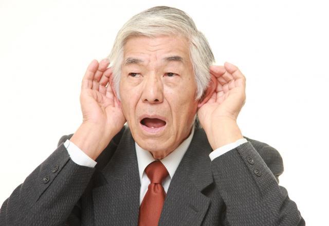 圧倒的に65歳以上のお年寄りの患者が多い※写真はイメージです